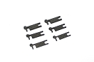 RSD TC7.2 Carbon Fiber Camber Mount Shims (0.5,1.0 and 2.0mm)