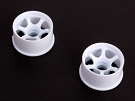 Atomic S6 20mm Rear Wheel +0.5 Offset (white)
