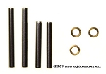 Kyosho Servo Gear Shaft Set for Mini-Z MR-02