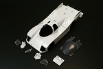 Kyosho Mini-Z White Body Porshce 962C LH