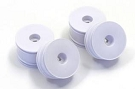 Kyosho Mini-Z Buggy Lazer Wheel Set - White