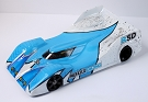 RSD R12SS 12th Scale Body (0.020 Lexan)
