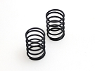 RSD 13.6 lb/in 25mm Touring Car Spring - Black (1 Pair)