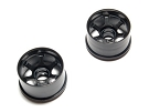 Atomic 19mm S6 Wheel Black - Rear +0.5