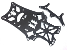 RSD Yokomo YRX12 7075-T6 Aluminum Chassis and Lower Pod Plate