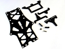 RSD 7075-T6 RX12 2017 Aluminum Chassis Conversion Kit for X12 (14,15&16 model year)
