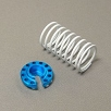 Z2112 Zen Tamiya F103/ F104 Soft Center Shock Spring and Spring Cup