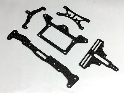 RSD RR12T2 Geometry update kit for RR12V2
