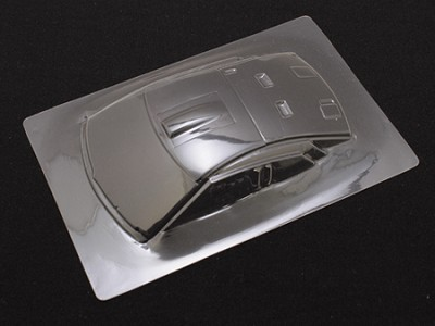 Atomic Mini-Z Lexan Window Set for Nissan GTR 500