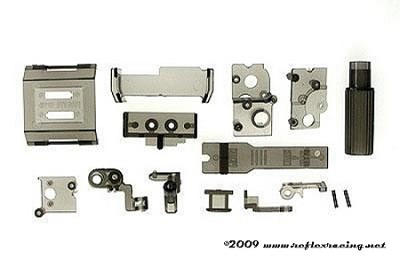 Kyosho Small Parts Set for Mini-Z AWD