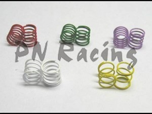PN Racing Mini-Z MR015/MR02 Front Racing Suspension Spring Set