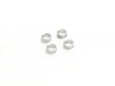RSD RR12 Rear Pod Wheel Base Spacers - 3mm (4pcs)