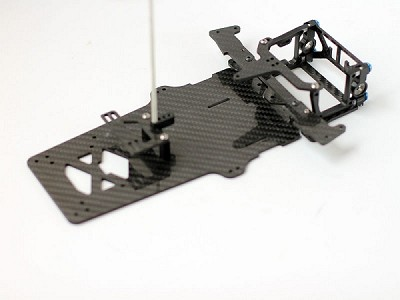RSD RR12X 1/12th Scale Pan Car Conversion Kit for XRAY X12