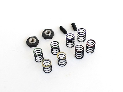RSD RR12 and RR10 Linear Side Spring Set  with Spring Perches