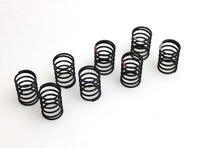 RSD Definitive Touring Car Spring Set (14mm id x 25mm length)