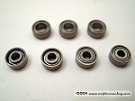 Reflex Racing High Grade Mini-Z 2WD Bearing Set