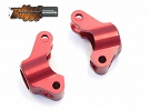 Kyosho Mini-Z Buggy Aluminum Rear Hub Carriers - Red