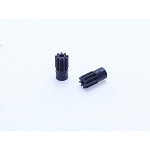 PN Racing 64 Pitch Delrin Pinion 9T (2 pcs)