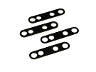 RSD 12th Scale Front Roll Center and Ride Height Shims for CRC (0.5 and 1.0mm)
