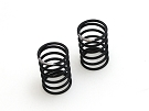 RSD 16.0 lb/in 25mm Touring Car Spring - Silver (1 Pair)