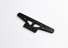 RX503 Reflex Racing Pan Car Type Front Carbon Fiber Bumper